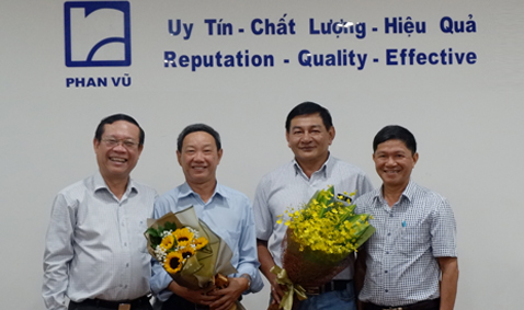 Phan Vu Infrastructure Company has new Director from October